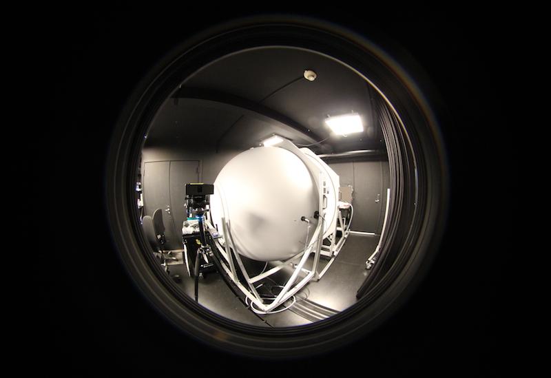 integrerende kugle - DTU Fotonik