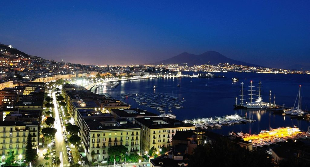 Napoli om natten